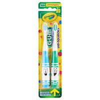 Escova Dental G.U.M Crayola Pip-Squeaks