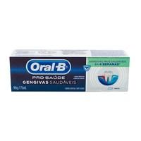 Creme Dental Oral-B Pro-Saúde Gengivas Saudáveis