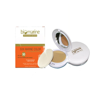 Pó Compacto Biomarine Sun Marine Oil Free