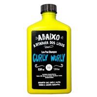 Shampoo Curly Wurly Low PooLola