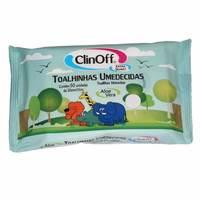 Toalhas Umedecidas ClinOff