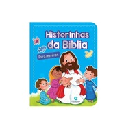 Livro  Culturama Histórinhas da Bíblia