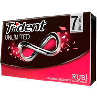 Chiclete Trident Unlimited