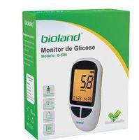 Kit Monitor de Glicose Bioland G-500