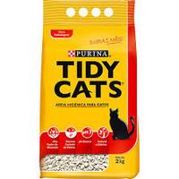 Areia Higiênica para Gatos Purina Tidy Cats