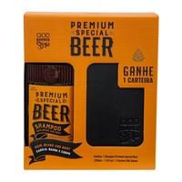 Kit QOD Barber Shop Premium Special Beer