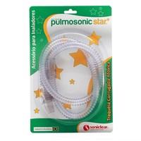 Traquéia Corrugada para Inalação Pulmosonic Star