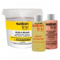 Guanidina Tradicional Salon Line