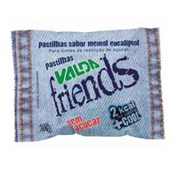 Pastilha Valda Friends