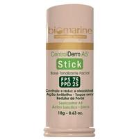Base Tonalizante Facial Biomarine Control Derm A5 Stick