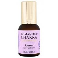 Floral Odorizador de Ambiente Pomander Chakra Coroa