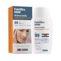 Clareador Facial Isdin FotoUltra Active Unify Fusion Fluid