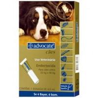 Antipulgas Advocate para Cães Bayer Pet