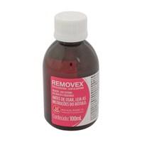 Removex Solução Éter Sulfúrico 35%