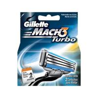 Carga Gillette Mach3 Turbo