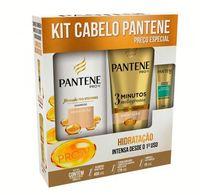 Kit Cabelo Pantene Hidratação