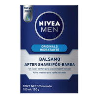 Bálsamo Pós-Barba Originals Hidratante For Men Nivea