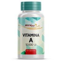 Vitamina A 10000UI Minas-Brasil