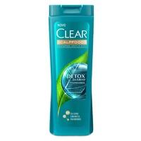 Shampoo Anticaspa Clear Detox Diário