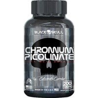 Chromium Picolinate Black Skull