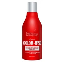 Shampoo Forever Liss Color Red