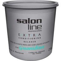 Creme de Relaxamento Salon Line Extra Conditioning Cabelos Médios ou Finos