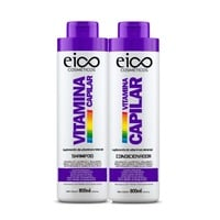 Kit Eico Vitamina Capilar