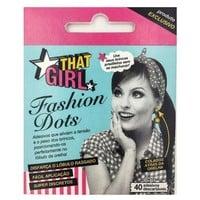 Adesivo de Brinco Fashion Dots That Girl