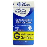 Cloridrato de Ambroxol - Neo Química