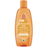 Shampoo Johnson's Baby Cuidado Anti-frizz