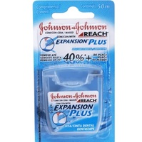 Fita Dental  Johnson & Johnson Reach Expansion Plus
