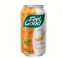Chá Amarelo e Physalis Feel Good
