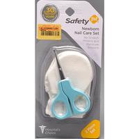Kit Cuidados para Unhas do Recém Nascido Safety 1St