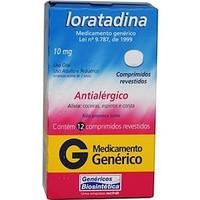Loratadina Comprimido