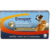Enropet Cães e Gatos