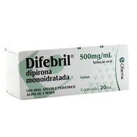 Difebril Comprimido