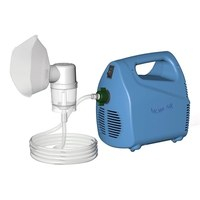 Inalador Compressor Omron Mobil Air