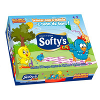 Lenços de Papel Softy's Kids