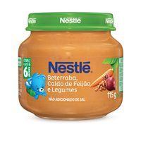 Papinha Nestlé Baby