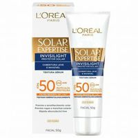 Protetor Solar Facial L'Oréal Expertise Invisilight