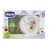 Kit Refeição Chicco Set Pappa