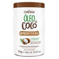 Creme de Hidratação Origem Óleo de Coco Nutrição Profunda