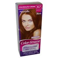 Coloração Creme Nouvelle Color Strasse Amônia Free