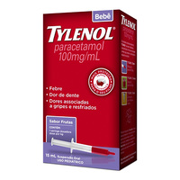 Tylenol Suspensão Oral