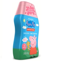 Gel Dental DentalClean Peppa Pig Sem Flúor