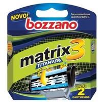 Carga Bozzano Matrix3 Titanium
