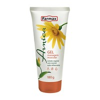 Gel Arnica Farmax para Massagem