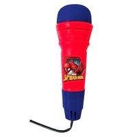 Brinquedo Microfone com Eco Etitoys Marvel