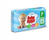 Fralda Baby Roger