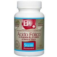 Suplemento Ácido Fólico Stem